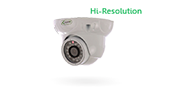 Kenpro_Dome IR Camera_KP-H223F6A